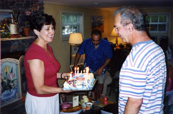Aunt Ruthie: Birthdays to Remember