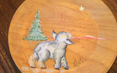 Christmas with the Animals: Treasures from Aunt Ruthie & Fanny and Mary Martin